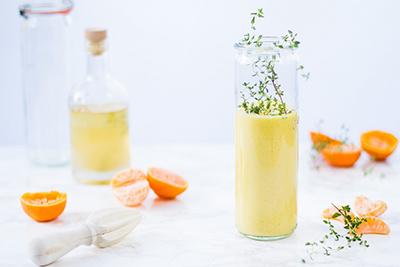 Recette du smoothie clémentine