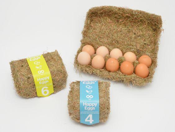 Les emballages innovants écologiques «Green Attitude»