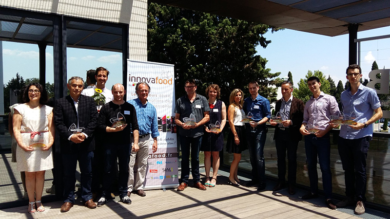 Concours Innovafood 2016 - participants