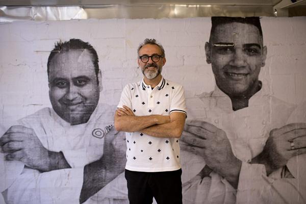 Massimo Bottura chef cuisinier