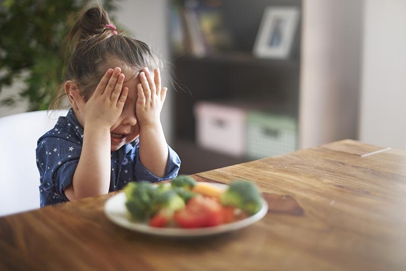 Faire aimer les légumes aux enfants : Pas toujours facile !