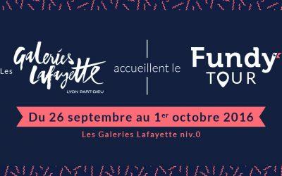 Prévente Véritable® aux Galeries Lafayette Part Dieu !