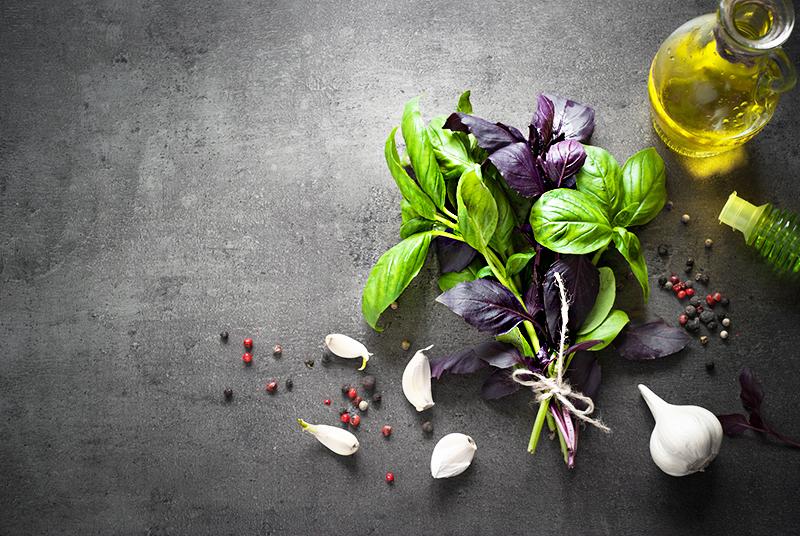 Basilic Thaï, Pourpre, Citron, Cannelle…Grand vert : choisissez le vôtre !