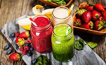 recette de smoothies aux herbes aromatiques bio du potager veritable