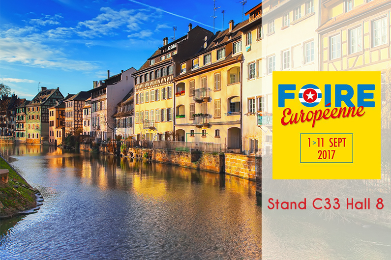 Foire Européenne de Strasbourg  : 1ère participation pour Véritable®