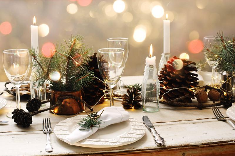 Découvrez 4 recettes de fêtes pour un Noël aromatique, sain & chic !