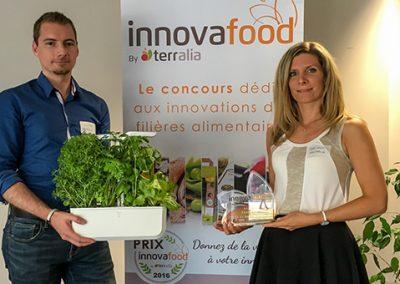 Veritable Lauréat du Concours Innovafood 016