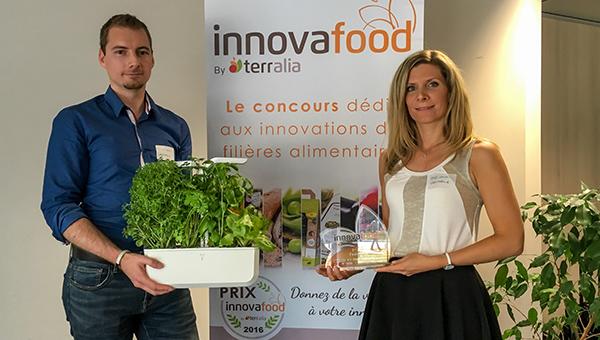 Veritable Lauréat du Concours Innovafood 2016