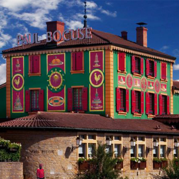 L'Auberge du Pont de Collonges, à Collonges-au-Mont-d'Or