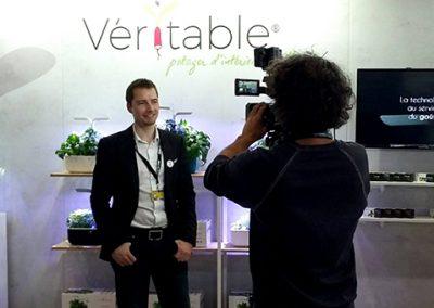 Interview de Nicolas Gehin, Président de Véritable, Foire de Lyon 2017