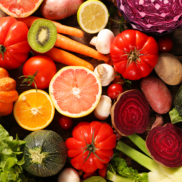 Légumes sans pesticide