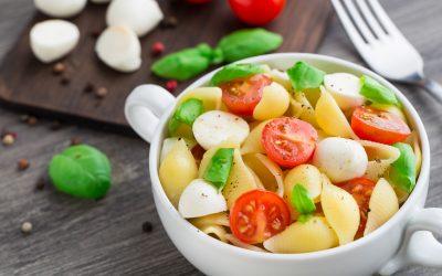 Recette de salade estivale italienne