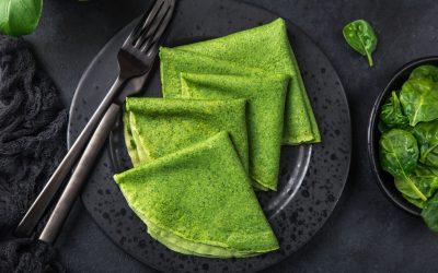 Chandeleur : misez sur les crêpes vertes !