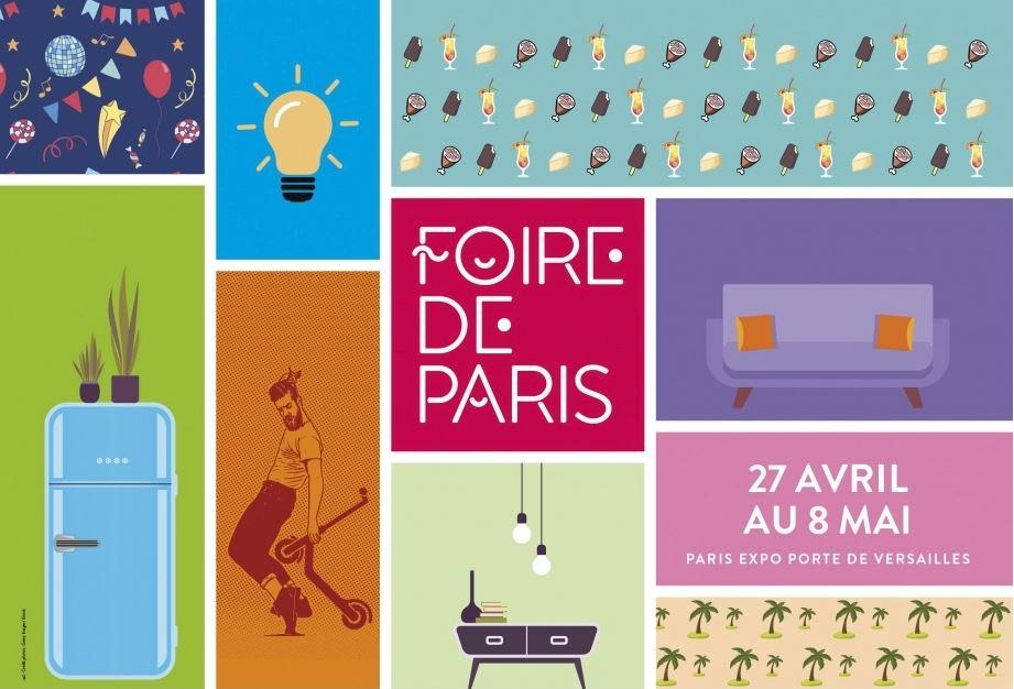 Découvrez les potagers Véritable® à la Foire de Paris 2019