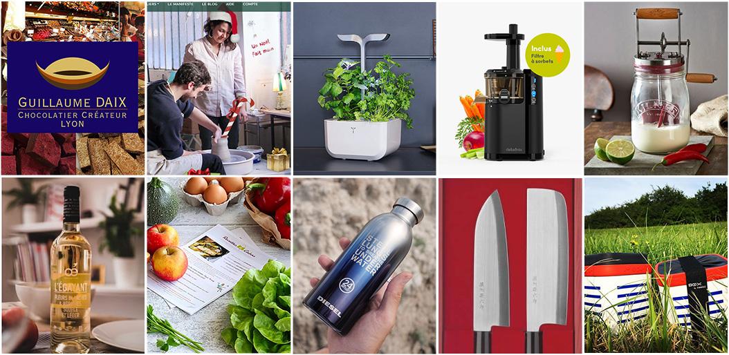 10 idées de cadeaux culinaires et responsables